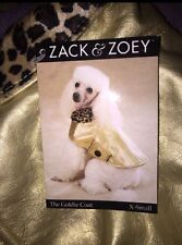 Zack & Zoey The Goldie Coat Dog Gold Jacket Size XS Or Small