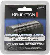 Remington SPF-300 Screens and Cutters for Shavers F4900, F5800, & F7800, Silver