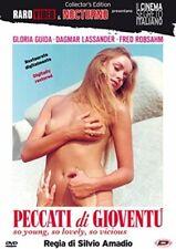 Dvd Peccati Di Gioventu' - (1975)  *** Gloria Guida *** .....NUOVO