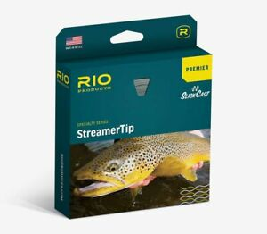 RIO PREMIER STREAMERTIP WF-8-F/I #8 WEIGHT 10' INTERMEDIATE SINKING TIP FLY LINE