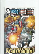 Image Comics Superpatriot America's Fighting Force 1 NM-/M 2002