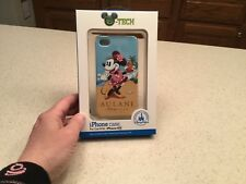 Iphone 4s Minnie Mouse Disney Aulani Hawaii Phone Case BNIB