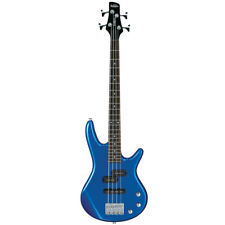Ibanez GSRM20 Mikro Short Scale 4-String Electric Bass Guitar - Starlight Blue