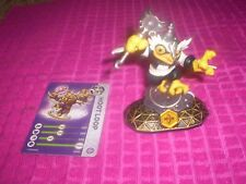 HOOT LOOP WITH CARD Skylanders Swap Force Imaginators Wii U PS4 Xbox 360 One👾
