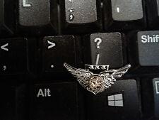 NAVY HAT PIN - REPLICA COMBAT AIRCREW WINGS - MINIATURE