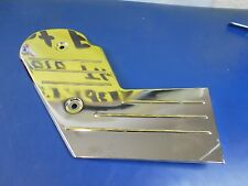 NOS CHROME LEFT FRAME SIDE COVER HARLEY DAVIDSON SHOVELHEAD FL 1970-1984