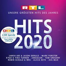 RTL Hits 2020, 3 Audio-CD