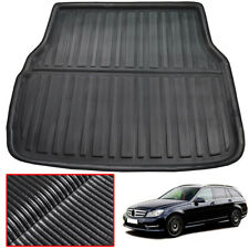 For BENZ C-Class W204 W205 S205 ESTATE Wagon Car Cargo Liner Boot Tray Trunk Mat