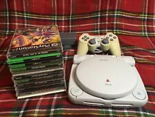 Sony PSOne Playstation 1 Ps1 with Official LCD screen (SCPH-101)