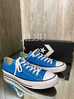 Sneakers Men's Converse 161422F Chuck Taylor All Star Low Top Hero Blue Canvas