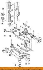 BMW OEM 06-08 750i Rear Suspension-Coil Spring 33536753496