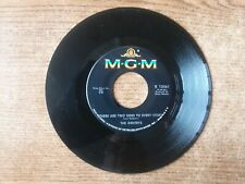1966 MINT-EXC+Gentrys  ‎– A Woman Of The World / There Are Two Sides 13561 45