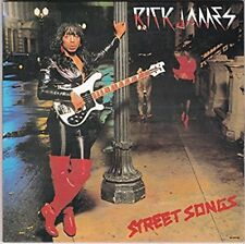 Rick James  Street Songs - SHM-CD Japan (Papersleeve)