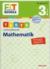 FiT für die Schule. 3. Klasse. Tests mit Lernzielkontrolle. Mathema