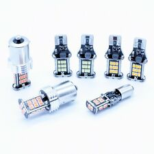 KIT LED OPEL GRANDLAND X BOMBILLAS 2x W16W + 2x WY16W +2x P21W + 2x H21W CALIDAD