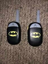 DC Batman Logo Batman Walkie Talkies Set Of Two