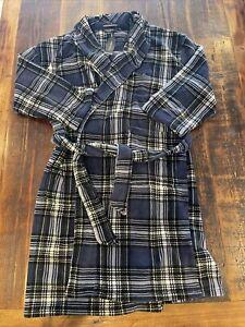 NAUTICA Men's Cozy Fleece Robe Sleepwear One Size