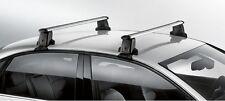 NEW GENUINE AUDI A4 S4 B8 SALOON ACCESSORY ROOF BARS SET