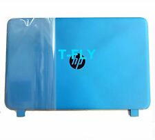 """Brand New HP 15P 15-P 15.6"""" Back Cover Rear LCD Lid EAY14008020 Blue For Touch"""