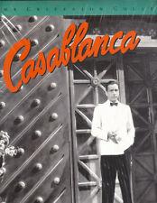 "Laserdisc ""Casablanca"" Humphrey Bogart - Criterion Collection w/commentary - LD"