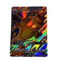 Pokemon Hidden Fates Charizard GX SM211 Black Star Promo Rare 2019