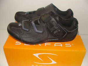 SERFAS CARBON ROAD CYCLING SHOES NEW SIZE 41 EU / 8.5 USA NEW IN BOX