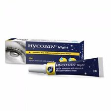 Hycosan 5g Night Eye Ointment