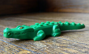 Lego Green Crocodile From Set 60302 Brand New