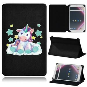 Unicorn Flip Smart Stand Case Cover For Archos Core 101/Core 80 + Stylus
