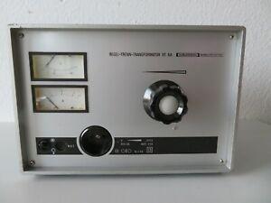 Regeltrenntransformator Trenntrafo Grundig RT 5A