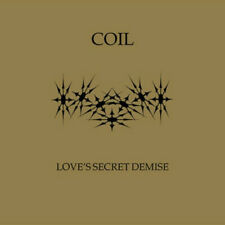 COIL love's secret demise CD