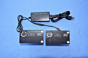 BB-2590/U Custom Battery Boxes W/ Rechargeable Batteries AN/PRC Radio