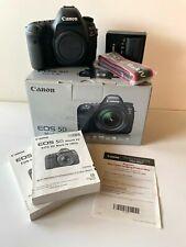 Canon EOS 5D Mark IV - GREAT CONDITION - Original Box (shutter count 402)
