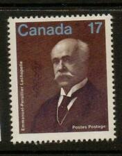 CANADA SG1000 1980 DR EMMANUEL PERSILLIER LACHAPELLE MNH