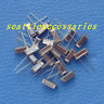 10pcs 3.6864MHZ/3.6864 MHz Quartz Crystal Oscillator HC49/S HC-49S Low Profile