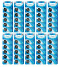 100 x CR2032 Battery DL2032 B2032 KL2032 3V Lithium Button/Coin Eunicell Battery