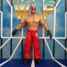 Rey Mysterio - Ruthless Aggression RA -WWE Jakks Wrestling Figure (b)