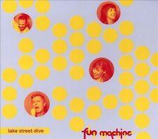 Fun Machine [EP] [Digipak] by Lake Street Dive (CD, May-2014, Signature Sound Recordings)