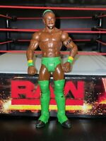 Kofi Kingston WWE Wrestler Wrestling Action Figure Mattel Basic Series NEW DAY
