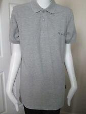 Bench-Gris Polo camisa, tamaño Grande - 100% algodón