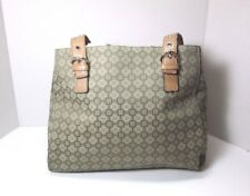 Women's Nine West Multi Color Jacquard Print Large Shoulder Handbag Purse