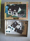 Vintage HO Scale Plasticville Cape Cod House Building in Box 2617