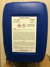 Isopropyl Alcohol 99 5 Gallon Pail Pure No Ups Hazmat Fee New
