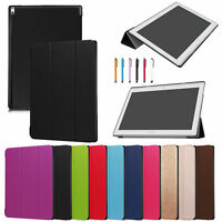 Slim Leather Stand Shockproof Case Cover For 2017 Lenovo Tab 4 8.0 Plus /10 Plus