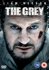 THE GREY - DVD - REGION 2 UK