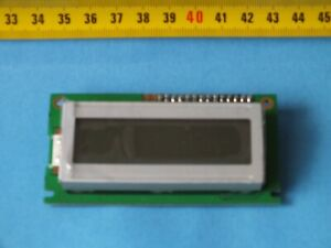 NMTC-S16204XFGHSAY-11A (MTC-16204 P-1620X REV-A) LCD Display RoHS