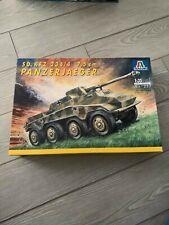 Italeri 255 Sd.Kfz. 234/4 7.5cm Panzerjaeger 1/35
