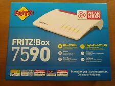 NEU AVM FRITZ!Box 7590 & OVP