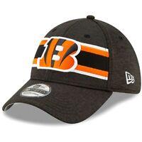 Cincinnati Bengals Hat New Era 39Thirty 3930 NFL Football Flex Fit Cap Size M/L