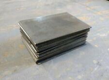 "1//8/"" x 9/"" x 11/"" 11ga 1//8/"" Steel Plate A36 Steel"